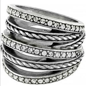 Brighton Neptune's Ring size 7 in silver